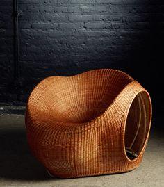 Amalia Lounge Stuhl