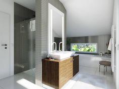 Das Bad im Haus Sunshine 165 von Living Haus