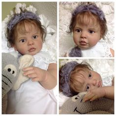 Lena reborned by LilyBug Nursery