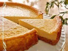 簡単!濃厚♪ベイクドチーズケーキの画像