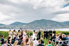 Painted Rock Winery Wedding - AdrianPhotographers.com
