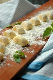 AgneseItalianRecipes: Italian handcraft homemade potato gnocchi recipe