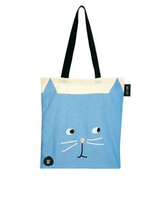 tote bag cat