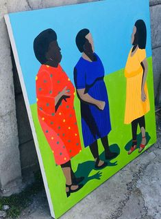 Shakes Tembani: After The Service: fine art | StateoftheART Disney Characters, Fictional Characters, Snow White, Original Paintings, Fine Art, Disney Princess, Canvas, Gallery, Tela