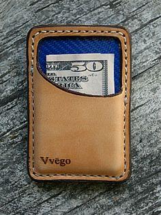 Vvault Slim Front Pocket Wallet-Vvego  http://www.vvego.com/product/vvault-wallet/  #slimwallets #coolwallets #frontpocketwallets #leather #madeinusa #giftsforguys #christmasgiftsforguys  Follow Us On Instagram @vvegogear