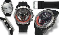 Weil & Harburg Drayton Men's Swiss Chronograph Watch