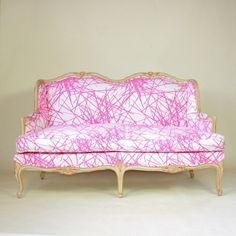 I want a statement sofa!