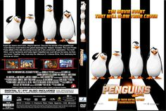 penguins of madagascar dvd cover 2015 - Bing Images