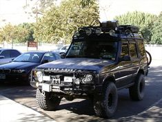 1996 Land Rover Discovery Specs, Photos, Modification Info at CarDomain Land Rover Discovery 1, Discovery 2, Offroad, Hors Route, Best 4x4, Bug Out Vehicle, Off Road Adventure, Expedition Vehicle, Land Rover Defender