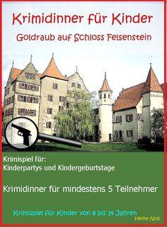 Krimidinner für Kinder (kostenlos) - Wissenslexikon für Kinder