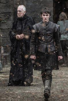 Bran Stark und The Three Eyed Raven - Die Tür Staffel 6 Episode 5 - Game Of Thrones Bran Stark, Sansa Stark, Eddard Stark, Game Of Thrones Facts, Game Of Thrones Costumes, Game Of Thrones Tv, Game Of Thrones Quotes, Game Of Thrones Funny, Winter Is Here