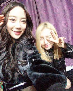 K.A.R.D.| Jiwoo& Youngji