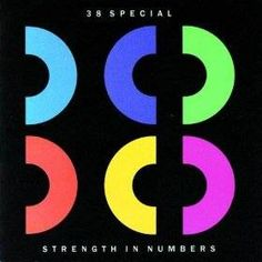 Strength In Numbers Used Vinyl Records, Lp Vinyl, 38 Special Band, Bass Guitar Sheet Music, Good Goodbye, Fire Heart, Album Covers, Wall Canvas, Illustration
