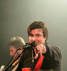 Liverpool Fc Badge, Frank Lero, Crush Love, Love Band, Emo Bands, My Chemical Romance, Funny Faces, Music Stuff, My Love