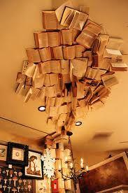 book sculpture I.LOVE.IT