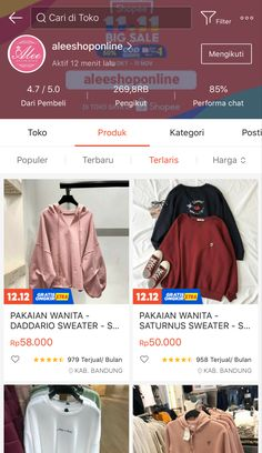 Best Online Clothing Stores, Online Shopping Sites, Online Shopping Clothes, Korean Girl Fashion, Korea Fashion, Muslim Fashion, Online Shop Baju, Casual Hijab Outfit, Shops