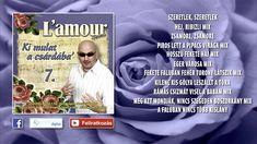 ✮ L'amour ~ Ki mulat a csárdába' 7. | Lakodalmas, mulatós dalok (teljes ... Letter Board, Lettering, Film, Youtube, Movies, Movie Posters, Movie, Film Stock, Films