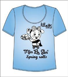 Miss La Sen Spring Roll Uniform - Documents
