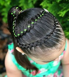 Princess Hairstyles, Let Your Hair Down, Very Happy Birthday, Down Hairstyles, Little Princess, Hair Inspiration, Braids, Hair Beauty, Daughter