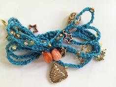 Beaded Chains Bracelet