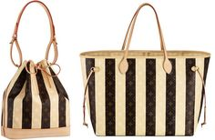 Want!    Louisvuitton-Rayure-Collection2012