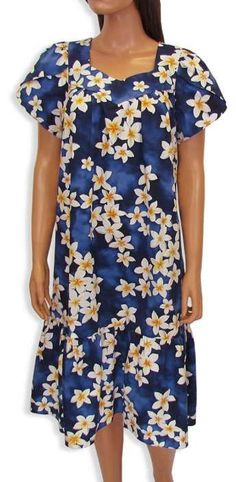Women S Size Muumuu Dress Sewing Pattern Comfy Loose