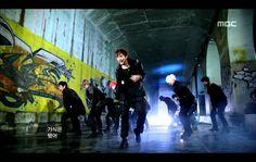 B.A.P - POWER, 비에이피 - 파워, Music Core 20120428