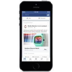 """Facebook is testing a new feature to help the businesses available on Facebook enhance their sales through news feed and pages. According to this feature, the users can click the """"Buy"""" call to action button available on Ads and page posts to buy product mentioned in it without leaving their Facebook page."""