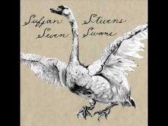 seven swans by sufjan stevens.  a very meloncholy song. #Sufjan #Stevens #Seven_Swans