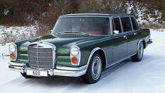 Mercedes Benz 600 Saloon.