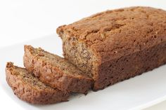 Weight Watcher 1 Point Banana Bread--Flex Points