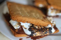 (free recipe) Gluten-Free Graham Crackers