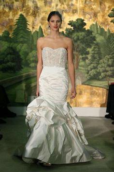 Fabulosos vestidos de novia |  Colección Anne Barge 2014