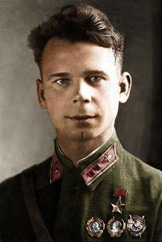 Лейтенант Ф.Т. Демченков