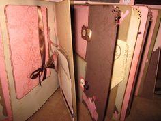 "Gros livre d'or / album photos ""Chocolat rose"" : Albums photos par boutdalu"