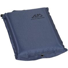 Alps Mountaineering Lightweight Steel Blue , Self Inflating Air Pad, Seat » Sleeping Bags, Cots, Mats,Hammocks » This pillow /seat will enhance your outdoor sleeping>> Regular $23.99 Our price$15.60Haviland Outdoor Supplies