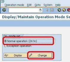 sap-basis-raju.blogspot.com: How to create the operation mode?