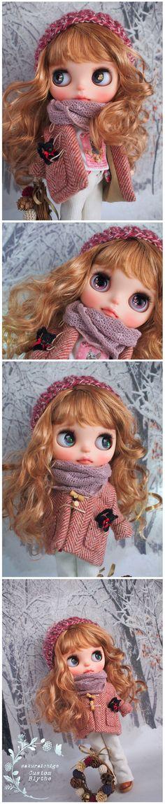 ** 桜苺 **カスタムブライス **X'mas wreath** - ヤフオク! Disney Baby Dolls, Baby Disney, Dolly Doll, Dream Doll, Smart Doll, Doll Crafts, Cute Dolls, Big Eyes, Blythe Dolls