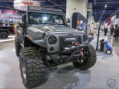 Sick Jeep Wrangler
