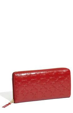 Comme des Garçons Continental Long Wallet available at #Nordstrom