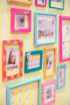 Big Girl Bedrooms, Girls Bedroom, Toddler Room Organization, Pegboard Craft Room, Cute Bedroom Ideas, Rainbow Room, Room Design Bedroom, Toy Rooms, Playrooms