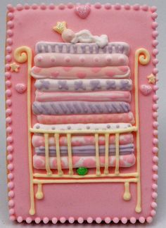 Princess and the Pea Cookie.  Just makes me swoon!!