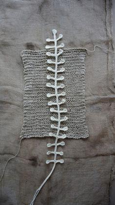 Een blog over biologische handwerk garens fairtrade biologische katoen handgesponnen garens wol.