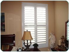 Inexpensive source for plantation shutters