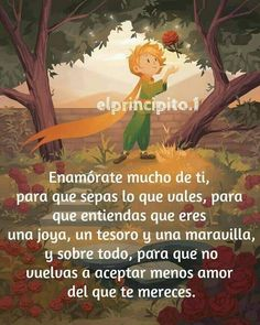 ENTRE TELAS: FRASE DE HOY Little Prince Quotes, The Little Prince, Spanish Inspirational Quotes, Spanish Quotes, Believe In Yourself Quotes, Pulp Fiction Art, Everyday Hacks, Everything Is Possible, Motivational Words