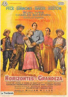 Programa de Cine - Horizontes de Grandeza