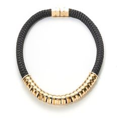 My design inspiration: Classic Necklace Black on Fab.