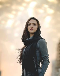 #persianbeauty #photography #aroosiman Beautiful Eyes Images, Most Beautiful Faces, Beautiful Women Pictures, Beautiful Hijab Girl, Beautiful Girl Image, Hijabi Girl, Girl Hijab, Hijab Outfit, Fb Girls