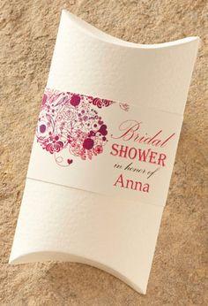 Bridal Shower Favors @Toni Matthews