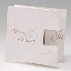 Hochzeitskarte Abbie